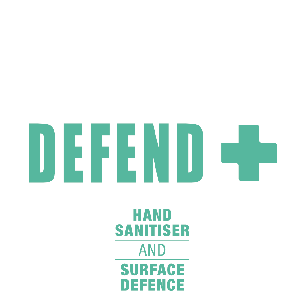 Defend+ Logo